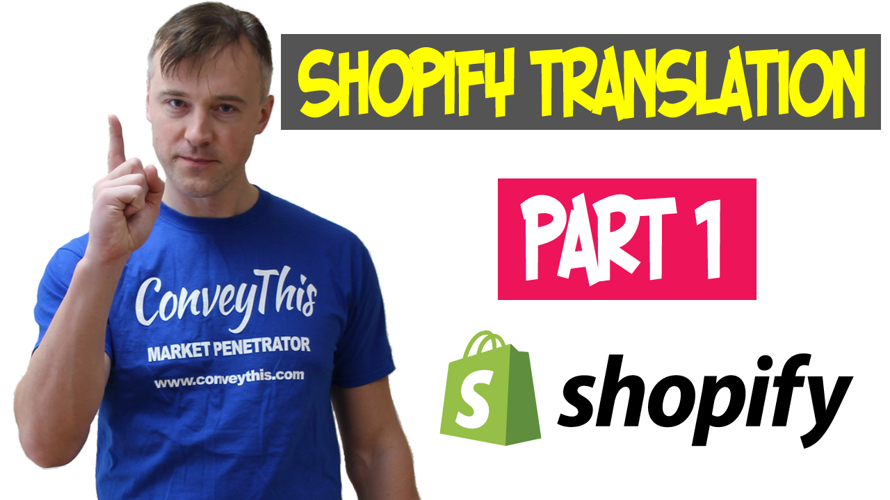 Shopify Translation App