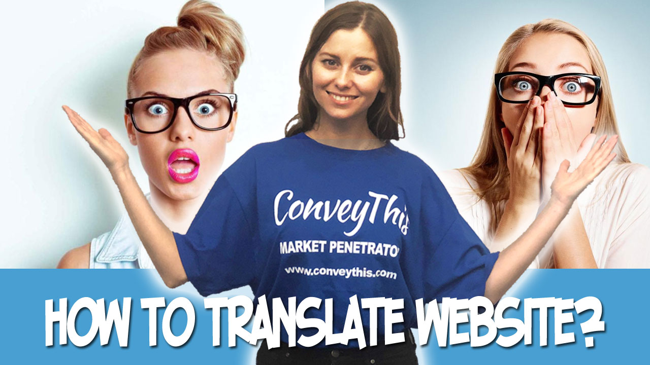 How to translate a website