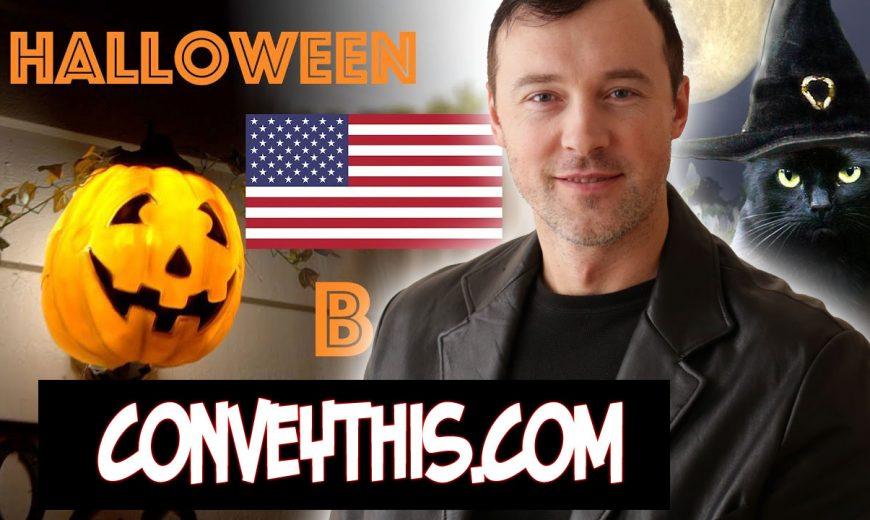 Хэллоуин в ConveyThis.com