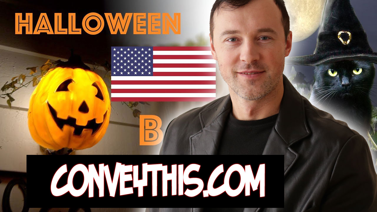 Halloween at ConveyThis.com