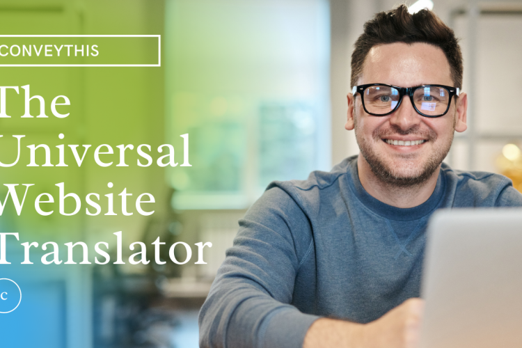 universal website translator