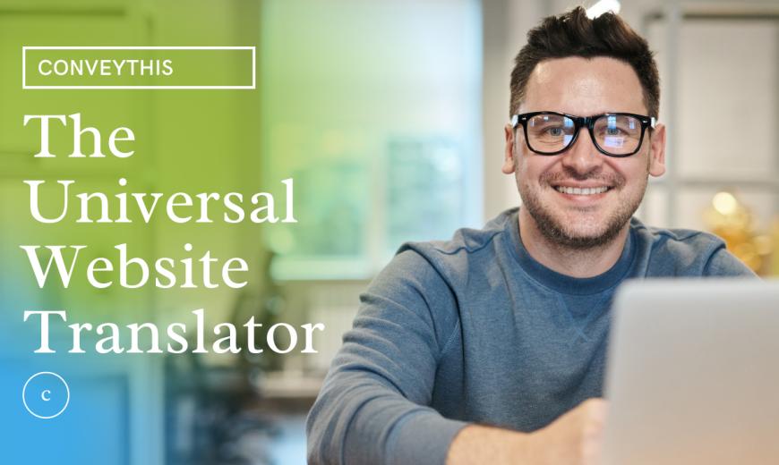 universal website translator